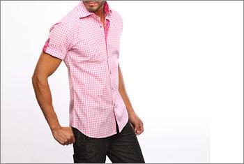 GAPチェックシャツ