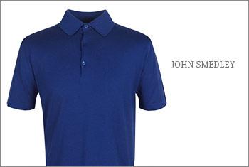 ジョンスメドレーポロシャツ