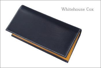 ホワイトハウスコックス長財布
