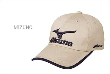MIZUNOゴルフキャップ
