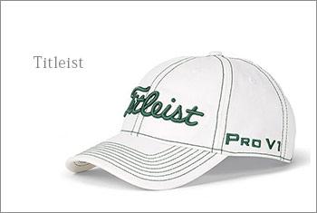Titleist帽子