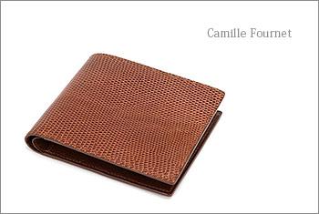 カミーユフォルネ二つ折り財布
