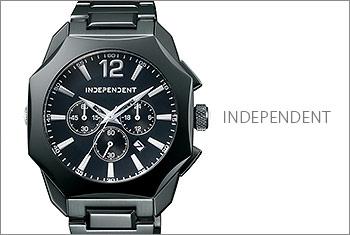 インデペンデント腕時計