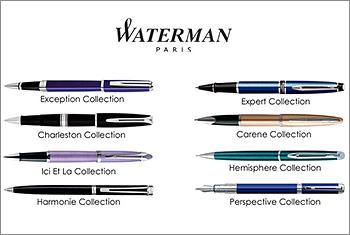 ウォーターマン-筆記用具