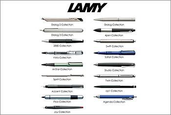 ラミー-筆記用具