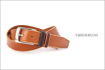 タケオキクチ-ベルト