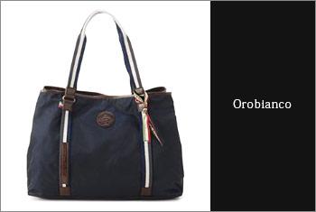 オロビアンコ-トーとバッグ