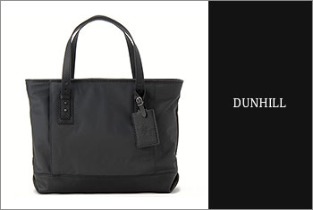 DUNHILL-トートバッグ