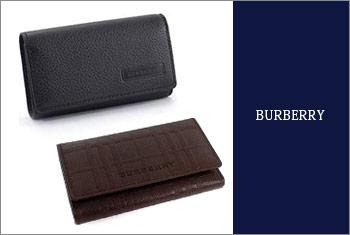 BURBERRY-キーケース