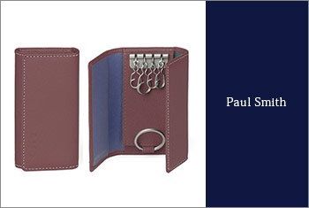 Paul-Smith-キーケース