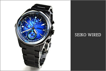 SEIKO-WIRED腕時計