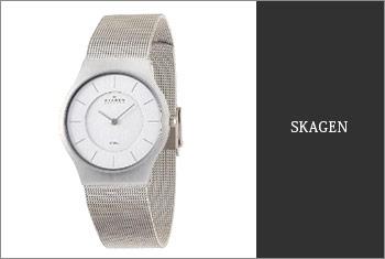 腕時計SKAGEN