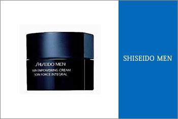 SHISEIDO-MENアンチエイジング