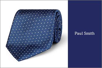 Paul-Smith-ネクタイ