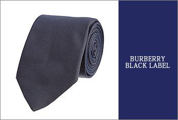 BURBERRY-BLACK-LABEL-ネクタイ