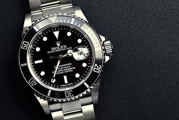 ロレックス腕時計