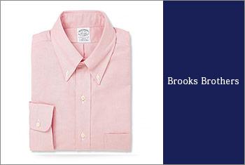 ブルックスブラザーズシャツ