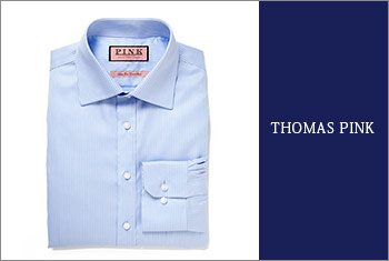 トーマスピンクシャツ
