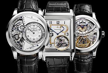 ジャガー・ルクルト腕時計