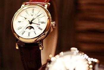パテックフィリップ腕時計