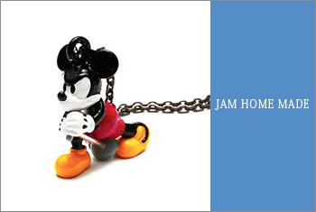 ジャムホームメイドネックレス