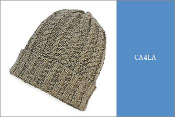 ca4laニット帽